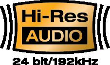Hallo Res Audio-Logo
