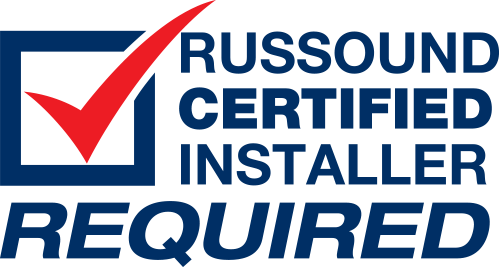 Russound Certified Installer Required logo color