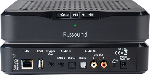 Russound - MBX Streaming Systems