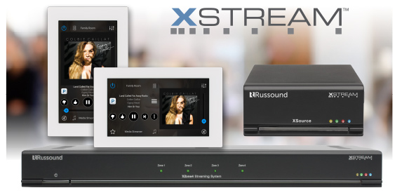 Russound Streaming Systems