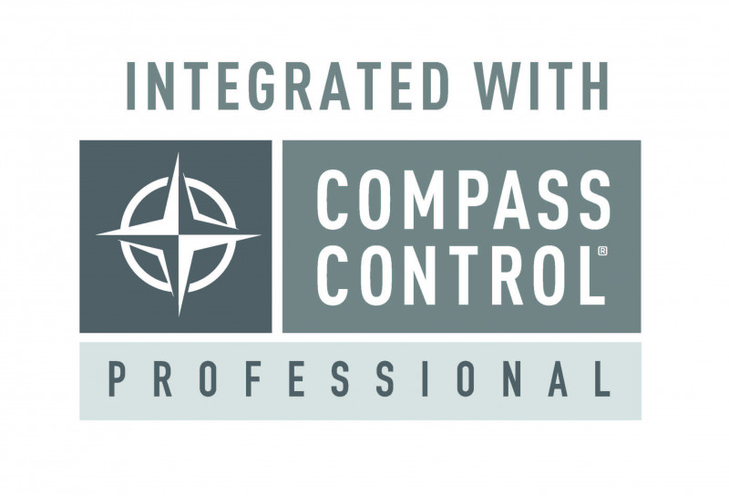 Integrated with CompassControlPro_logo